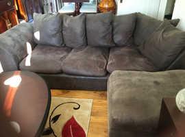Comfortable lounge sofa