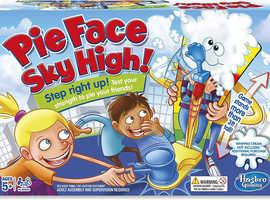 Pie Face Sky HIgh Board Game BNIB