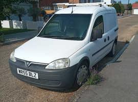 Vauxhall Combo CTD I (1.4) van - never let us down