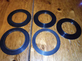Genuine Cokin P series filter rings, 67mm 62mm, 58mm, 2 X 55mm available