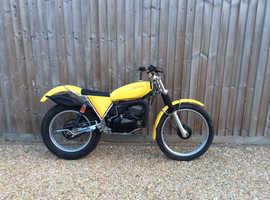 Beamish Suzuki RL250 Trials