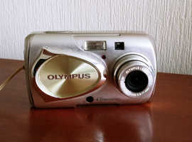 Olympus mju400 Compact Camera - collector's item?