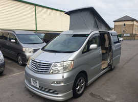 TOYOTA ALPHARD 2002 3.0V6 AUTOMATIC READY TO GO.