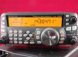 Kenwood TS480 SAT Ham Radio Transceiver
