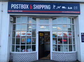 Parcels, Deliveries, Stationary and Packaging at POSTBOXANDSHIPPING in Hanger Lane.