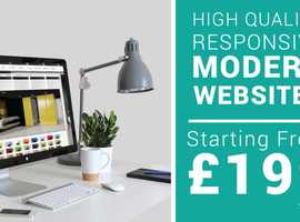 Web design Cleethorpes, Grimsby - Websites from £199+vat