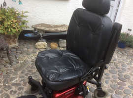 2016Powered wheelchair, SHOPRIDER MALAGA, TWIN MOTORS, DELIVER POSS.