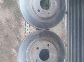Camaro Calipers and Discs