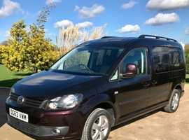 2013 Volkswagen Caddy Maxi C20 Life Automatic Diesel WAV * Only 14K Miles *