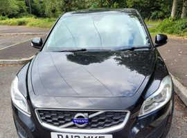 Volvo C30, 2012 (12) Black Hatchback, Manual Diesel, 106,798 miles