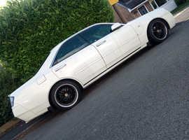 Rare Nissan GT ultima turbo, 400bhp, rwd, mint , swap