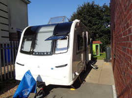 Bailey Unicorn Seville Caravan - Bought New March 2019 - For Sale