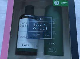 Jack Wills Gents Gift Set