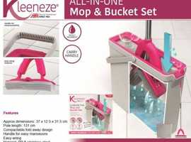 Kleeneze All-in-one Mop and Bucket
