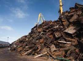 INDUSTRIAL CLEARANCE SCRAP METAL WANTED REDUNDANT STOCK WANTED CLEARED