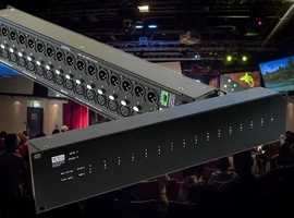 Mute-16 Emergency management 16 channel rack mounted muting system for clubs & venues