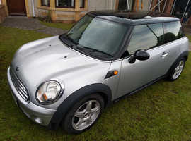 Mini MINI, 2007 (57) Silver Hatchback, Manual Petrol, 95,000 miles
