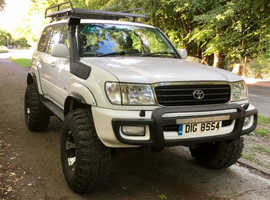 1998 Mint Toyota Land Cruiser 4.7 LPG