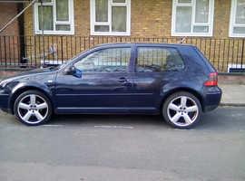 Volkswagen Golf, 2000 (V) Blue Hatchback, Manual Petrol, 165,888 miles
