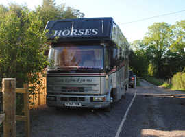 Ford Iveco Tector 7.5 T Horsebox