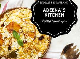 An Indian Restaurant & Takeaway in Croydon - 02036678566