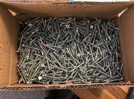 Self Drilling screws with wings 4.8 X 50mm x2000