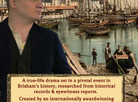 The Great Gale of Brixham 1866 - history drama - The Watermark,