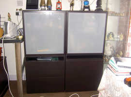 One Door Glass Cabinet