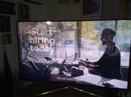 Samsung 50 inch 3D Smart tv