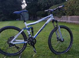 Norco Faze 3 Full Suspension  Mountain Bike - Lovely Condition!