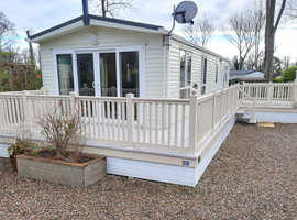 2011 Carnaby Rosedale Holiday Caravan For Sale North Yorkshire
