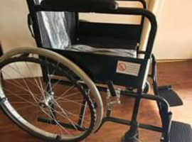Self propelled Quality wheelchair, foldable lightweight