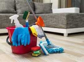 Team of 2 cleaners available in southampton house domestic