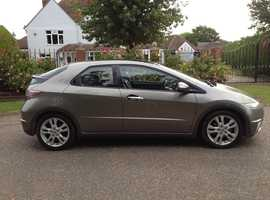 HONDA 2.2 CDTI EXECUTIVE DIESEL 2009(59)MOT FULL SERVICE HISTORY LEATHER CD AIR CON ALLOY WHEELS CHEAP CAR