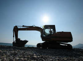 Line Boring, at your site to repair worn pin holes in your Excavator, Digger, Bulldozer or Fork Lift Truck