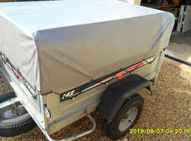 ERDE 142 TRAILER ,IDEAL FOR CAMPING,BOOT SALES, TIP runs ,ect
