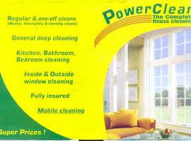 IF YOU NEED CLEANING or LAUNDRY service! WE CAN HELP YOU. 7 DAYS A WEEK