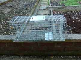 Small 1-Door Animal Cage