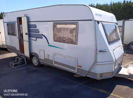 Hymer Nova 530 DB, 4 berth, (2004 model bought 2005)   £ 4000 ovno