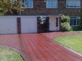 Hawkenbury patios and driveways