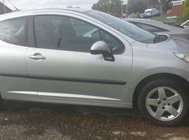 *Competitively priced Peugeot 207, 2010 (10) Silver Hatchback, Manual Petrol, 67,338 miles
