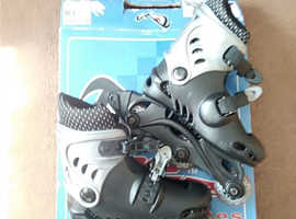 No Fear Childrens Roller Blades Size C10