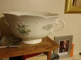 Rare punch bowl
