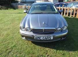 #Jaguar X-TYPE #Sovereign #Estate , 2007 (57)  Estate, Manual Diesel,