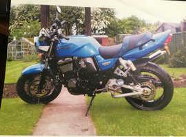 Immaculate Kawasaki zrx1100