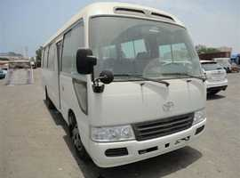 2012  toyota coaster Bus for sale