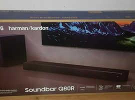 Samsung Q80R Soundbar