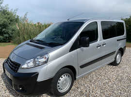 2015 Peugeot Expert Tepee Independence S WAV Wheelchair Accessible *20K Miles* FSH
