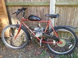 Motor/bicycle new 80cc  engine  0 miles