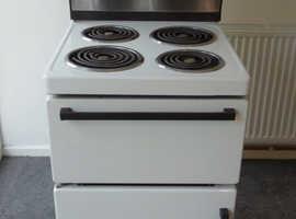 CREDA CAVALIER electric cooker ex con 50 cm freestanding